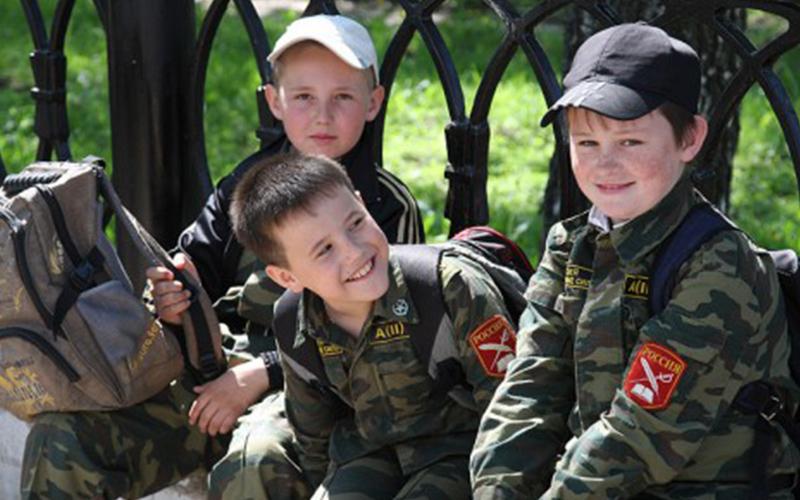 Камень на месте строительства Учебного центра «Гвардеец» заложили в Нижегородской области