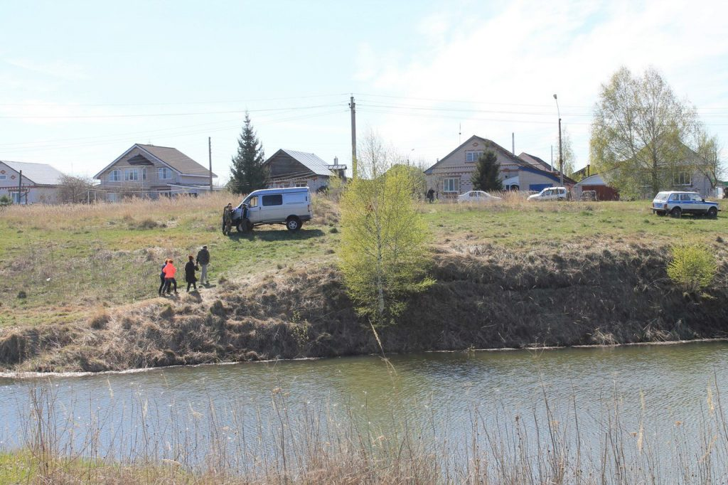 Тело девочки нашли в пруду в Шатковском районе