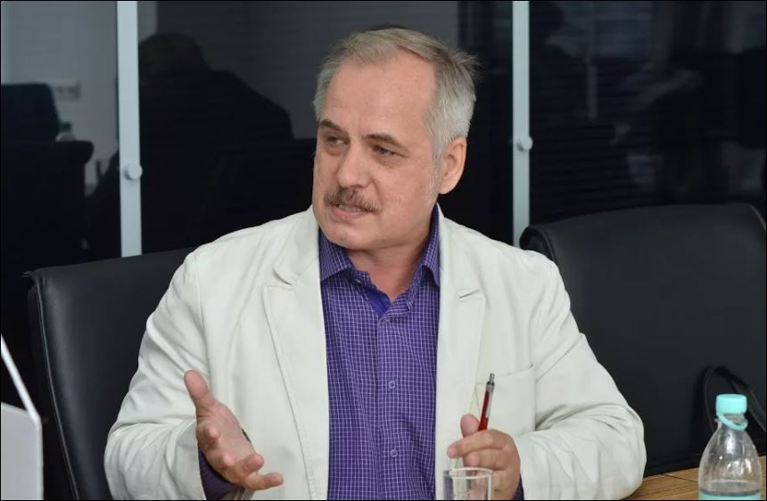 Александр Прудник: «Глеб Никитин находит быстрые решения в сложных ситуациях»