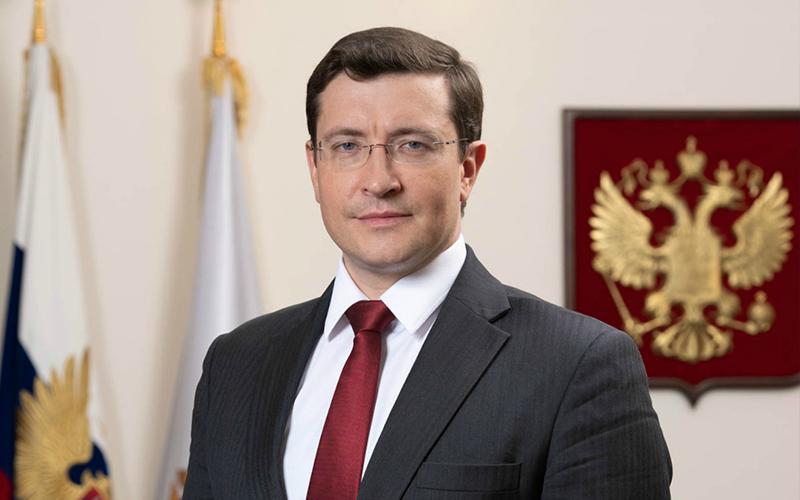 Поздравление губернатора Нижегородской области Глеба Никитина сДнем матери