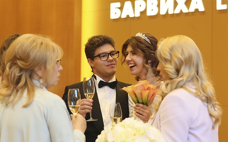 Антон Немцов женился! Эксклюзивный фоторепортаж с самой нежной свадьбы на Рублевке. +Видео
