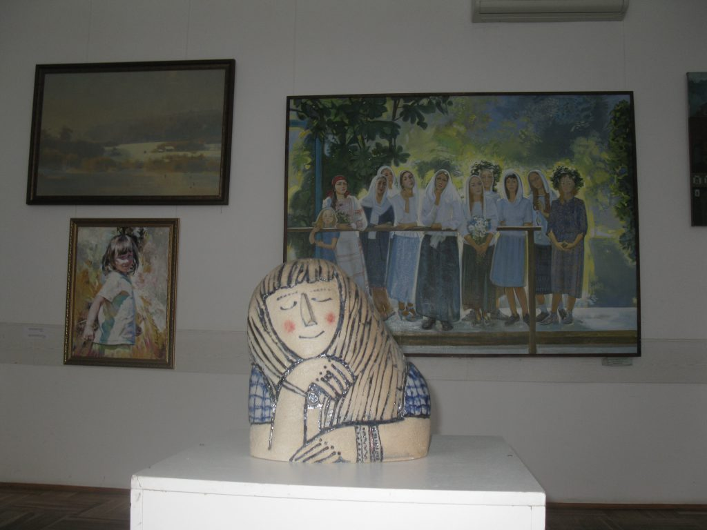 Голова Валуева из гипса и девушка со спиннером. Чем будут удивлять нижегородцев лучшие художники ПФО