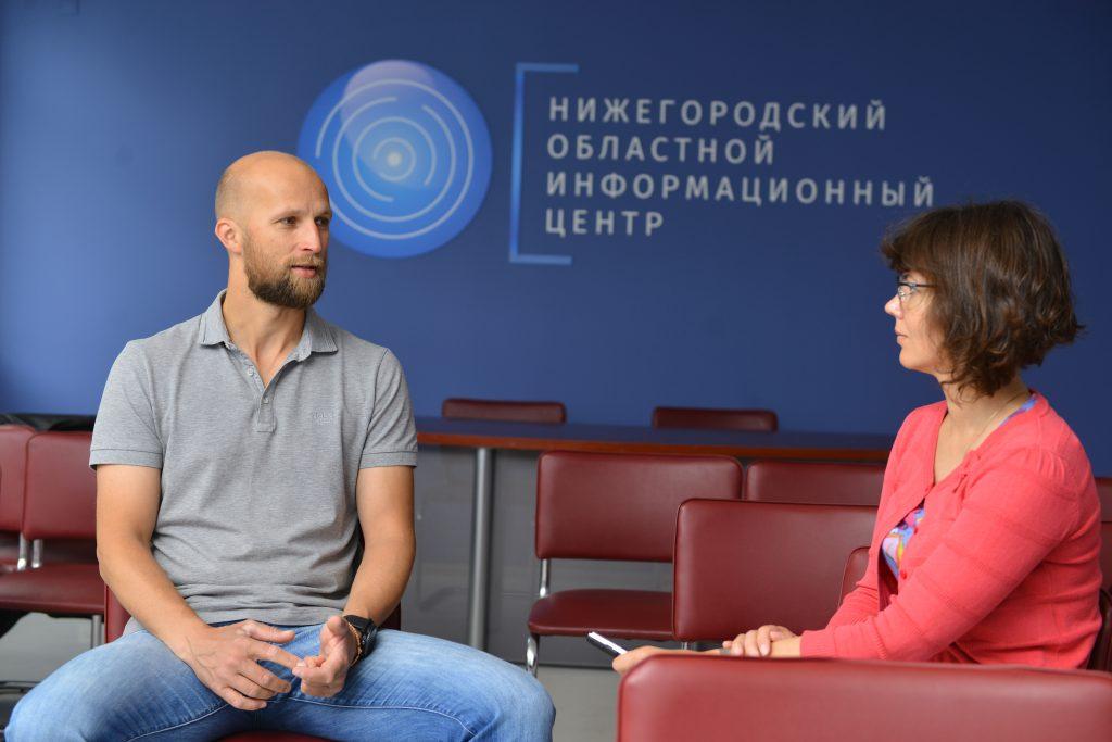 Алексей Пичугин: «Оружие не имеет права наносить случайных ран»