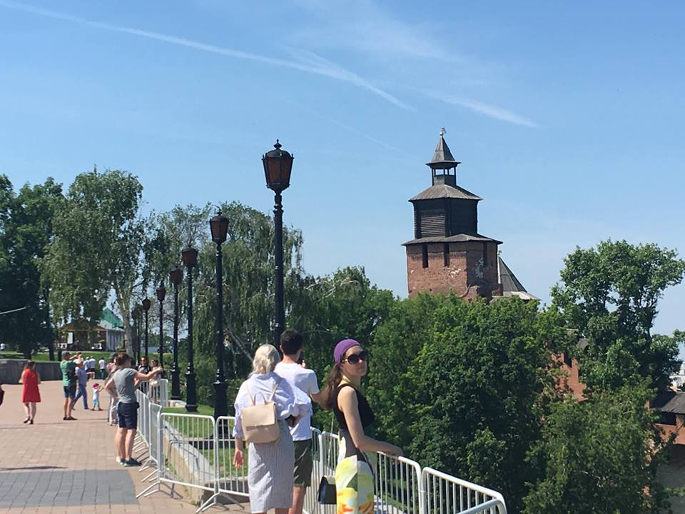Нижегородцам предложили в День России рассказать о столице Приволжья