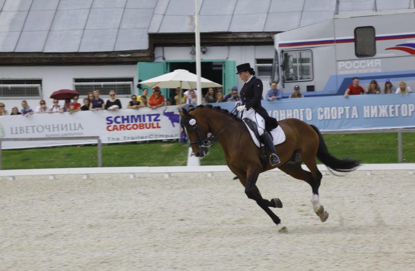 Всероссийские соревнования по конному спорту пройдут в Нижнем Новгороде