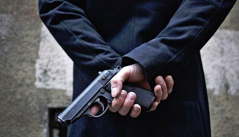 Три пистолета и полкило пороха нашли у жителя Нижнего Новгорода