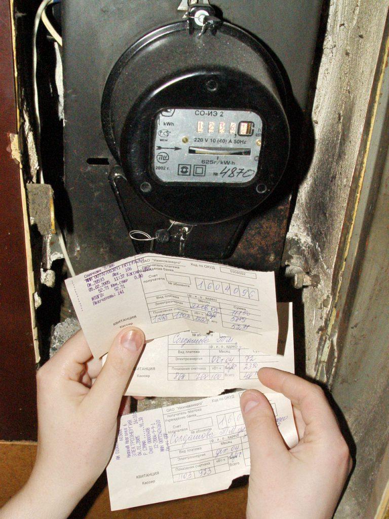 Нижегородская дачница подала в суд на поставщика электроэнергии