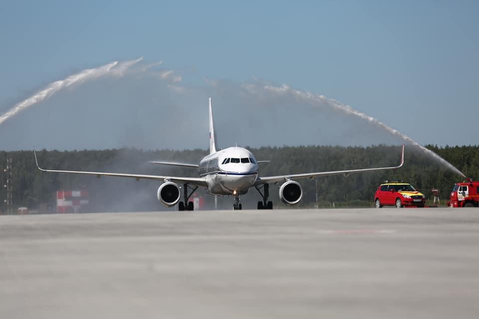 В «Стригино» отметили 95-летие гражданской авиации