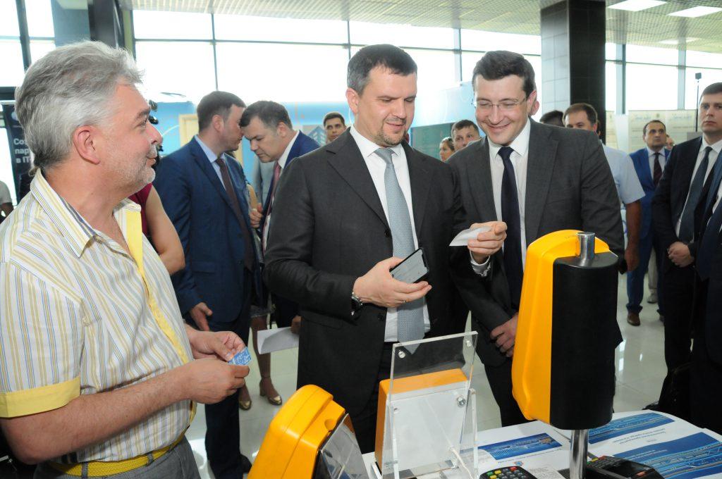 Вице-премьер РФ Максим Акимов оценил нижегородские цифровые технологии