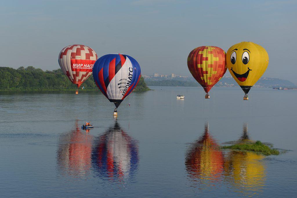 90 минут над землей, или незабываемый полет на воздушном шаре