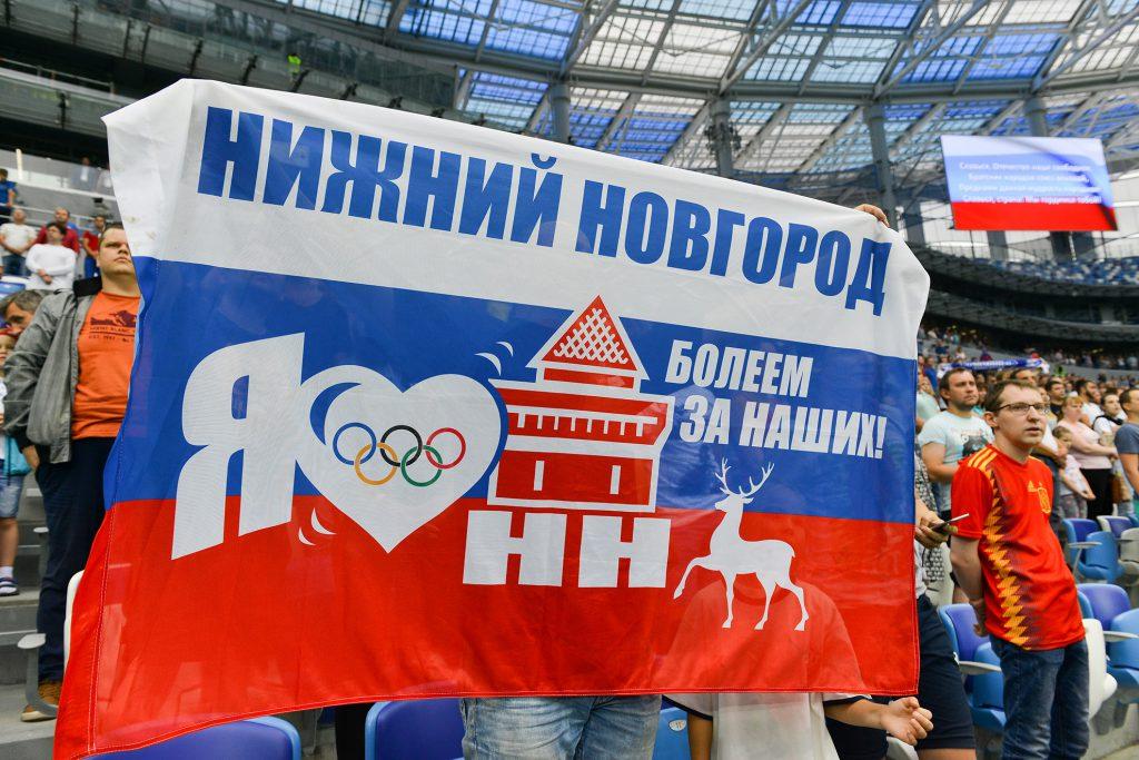 Болельщики смогут воспользоваться бесплатным проездом на электричке на матчи ФК «Нижний Новгород»