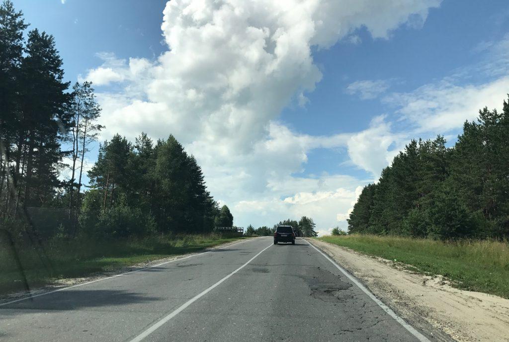 Общественные контролеры проверили качество дорожных работ на участке «Московское шоссе – торфопредприятие»