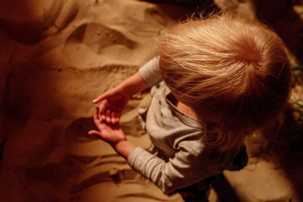Песок времени. Антология нижегородских песочниц глазами ребенка