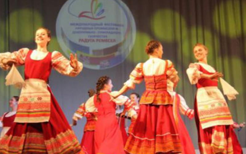 Фестиваль  «Радуга ремёсел» собрал в Шахунье мастеров народных промыслов из разных регионов России