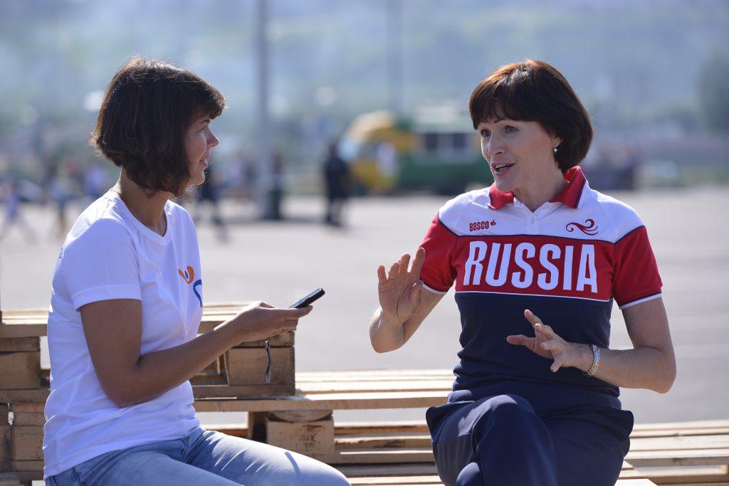 Светлана Ишмуратова: «Даже для того, чтобы быть президентом, нужно заниматься спортом»