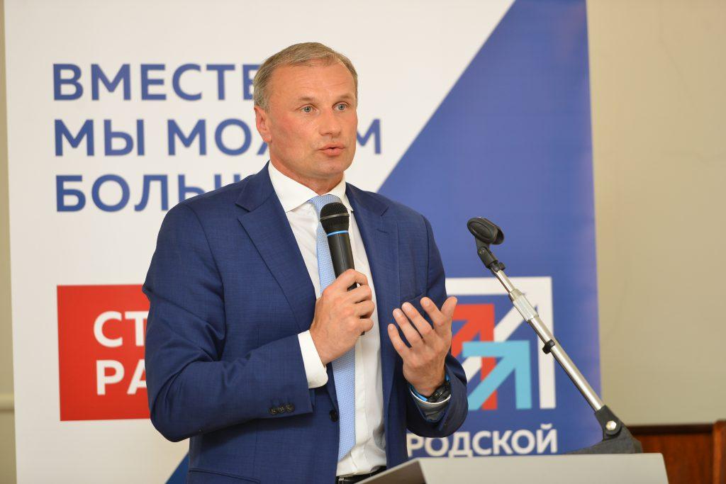 Депутат Госдумы от Нижегородской области Дмитрий Сватковский переболел коронавирусом