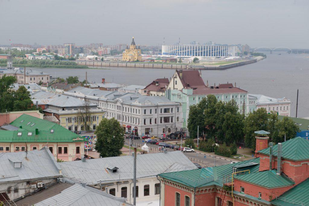 Чувство города. Как преобразятся главные места Нижнего Новгорода