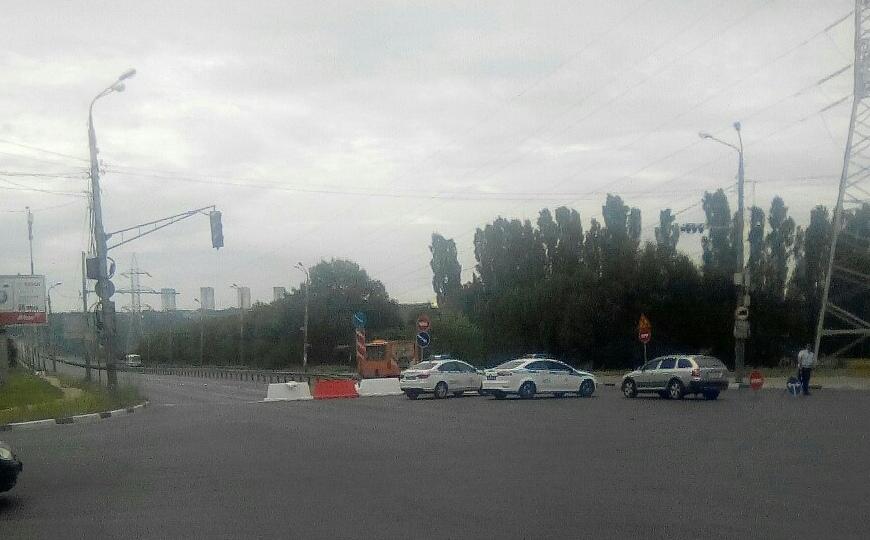 Нижегородцы пересаживаются на автобусы — Мызинский мост закрыли для автомобилей