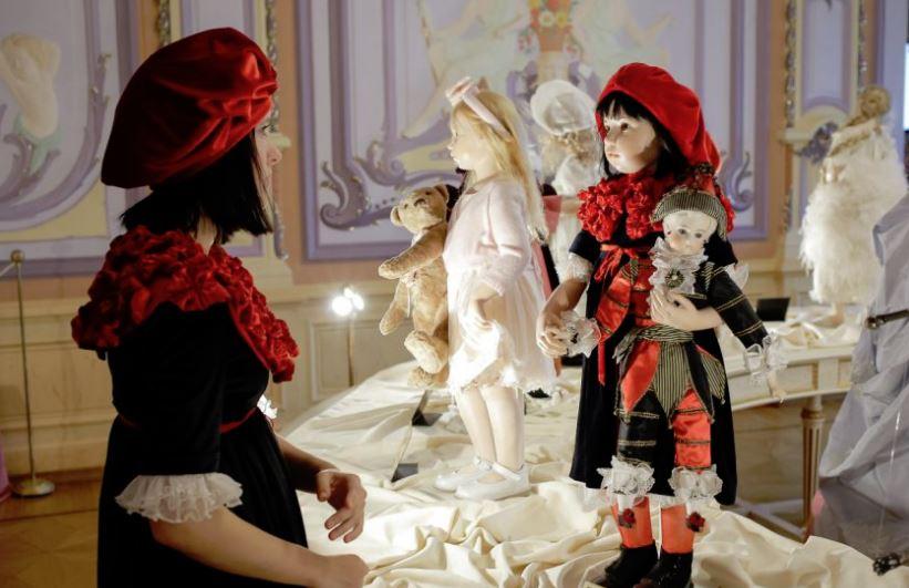 Всемирно известных фарфоровых кукол представят в Нижнем Новгороде