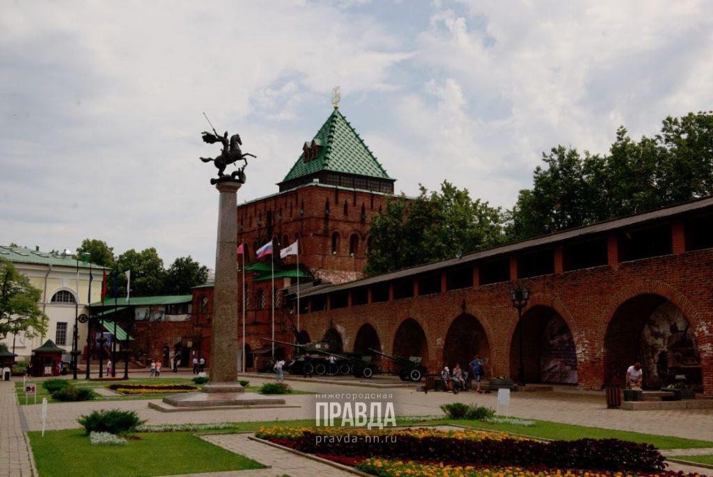 Четыре башни нижегородского кремля отреставрируют