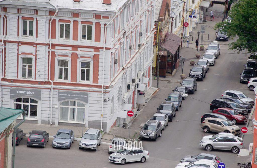 Центр Нижнего Новгороде перекроют из-за съемок сериала в сентябре