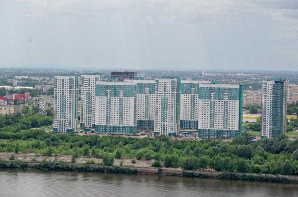 Нижний Новгород вышел в лидеры по росту цен на новостройки