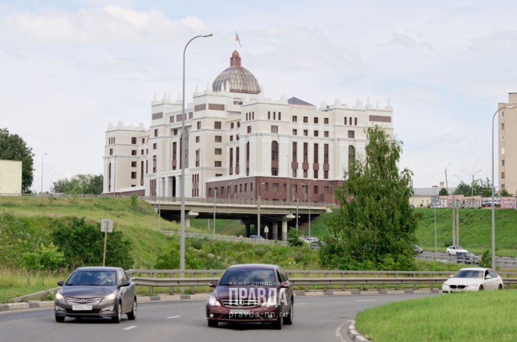 Суды эвакуировали в Нижнем Новгороде