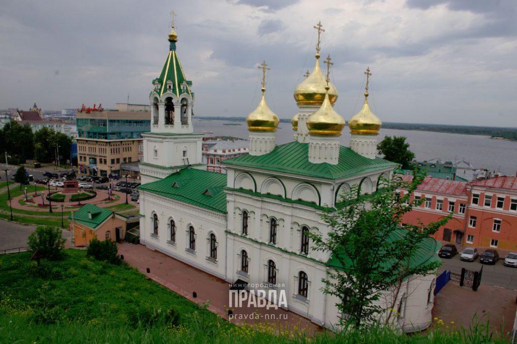Нижегородские церкви и храмы закроют для посещения в Пасхальную неделю