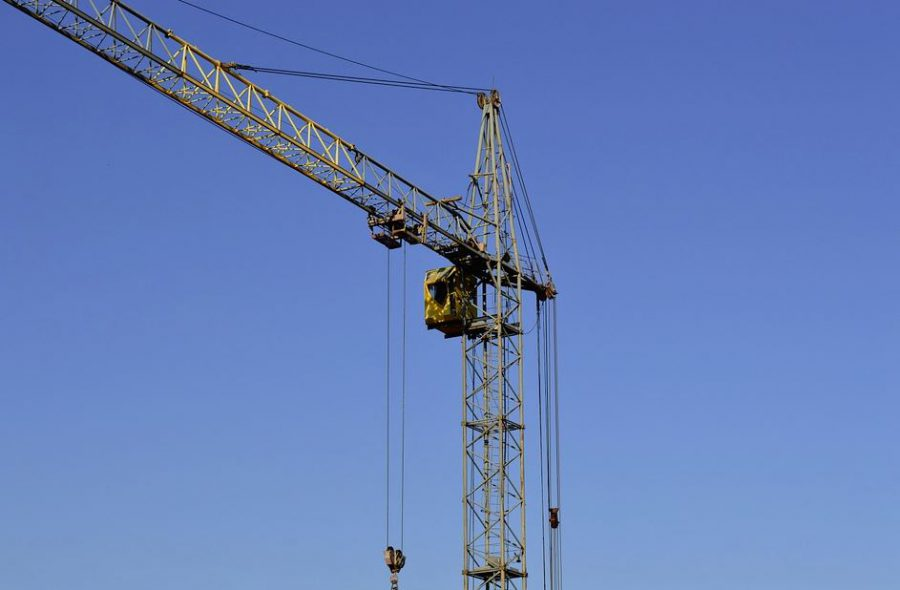 Рабочий упал с башенного крана и погиб на строительной площадке ЖК «Новая Кузнечиха»