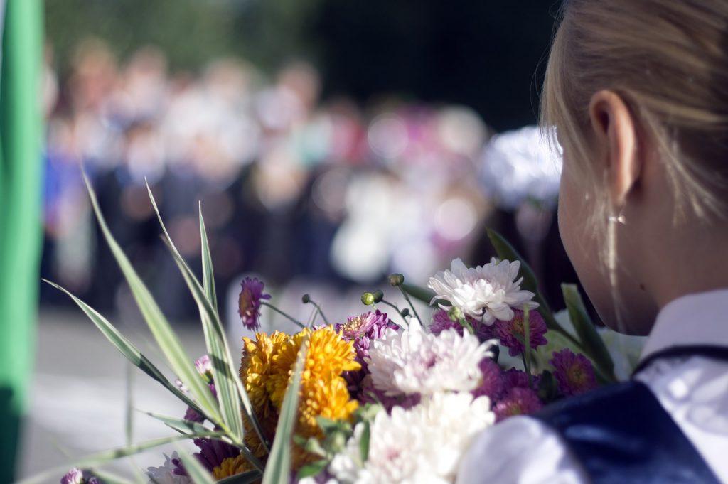 Праздничная линейка для детей с расстройствами аутистического спектра прошла в нижегородской школе-интернате № 39