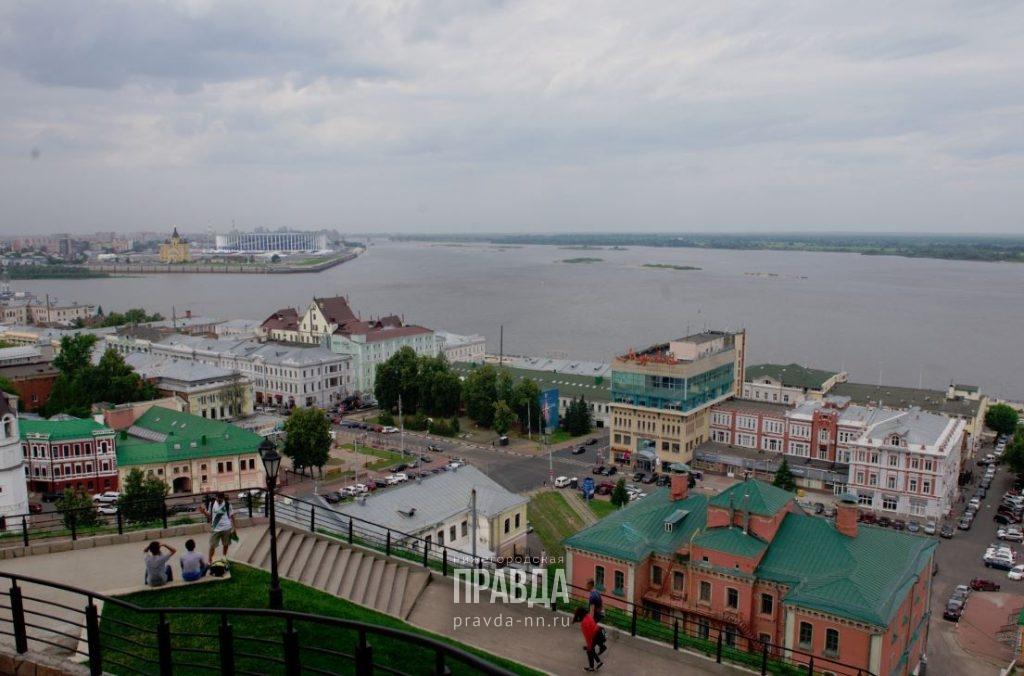 Google Карты включили нижегородскую Стрелку в список 15 живописных мест России