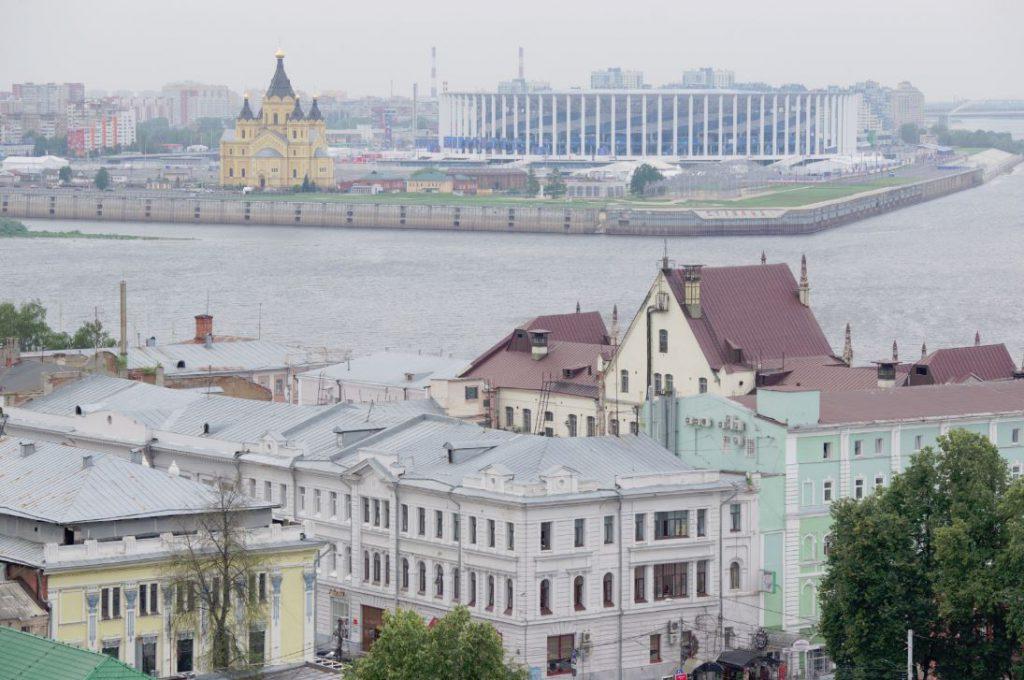 Нижегородской области будет выделено 3,3 млрд рублей на «оздоровление» Волги