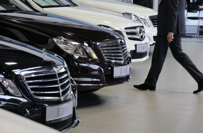 Вторичный рынок автомобилей постарел, но и подорожал