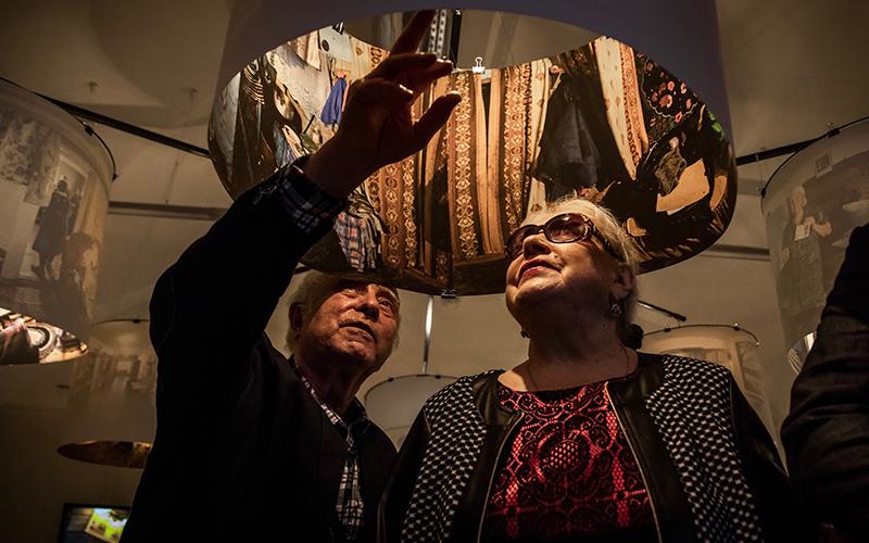 Национальный выставочный проект «Шукшин. Палитра героя» открылся в Нижнем Новгороде