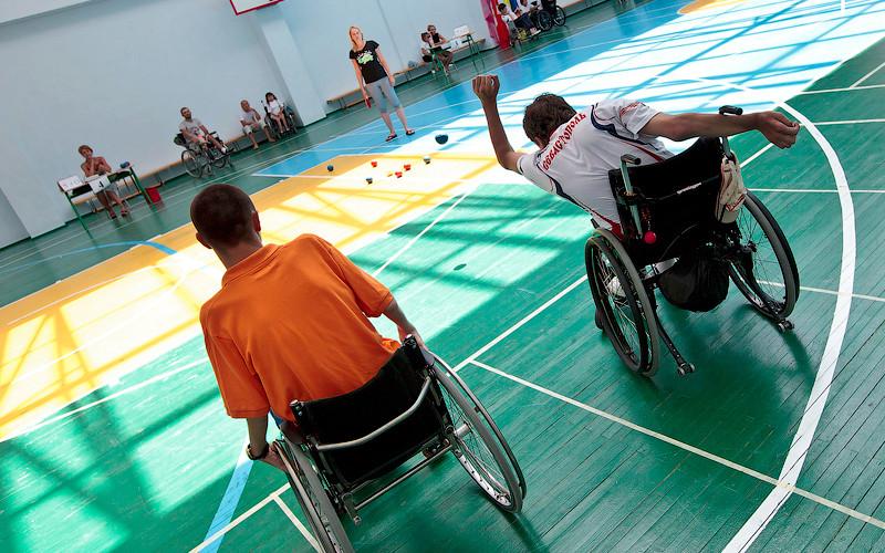В Нижнем Новгороде пройдут соревнования по паралимпийскому виду спорта бочча