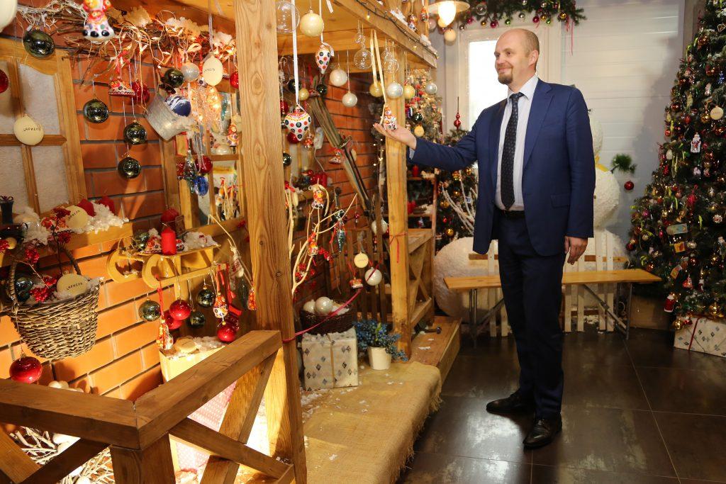 Алексей Алехин поздравил нижегородцев с Международным днем туризма