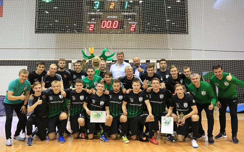 В Нижнем Новгороде завершился международный мини-футбольный турнир «Кубок Чкалова»