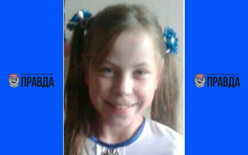12-летняя девочка пропала по дороге в школу в Нижнем Новгороде