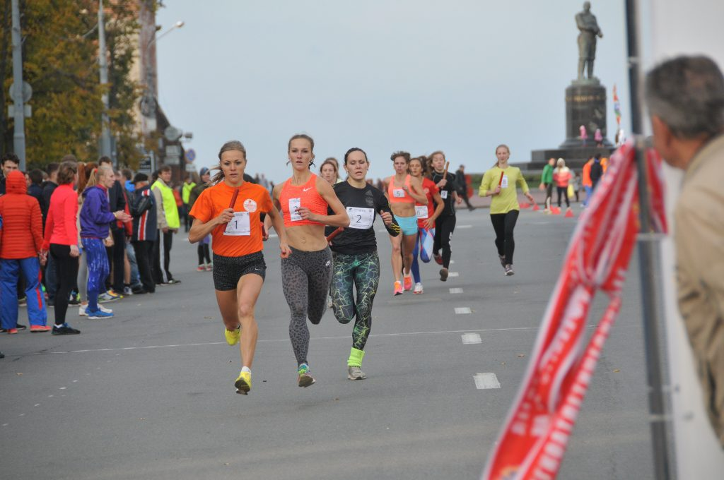 В Нижнем Новгороде пройдет «Зеленый Марафон»