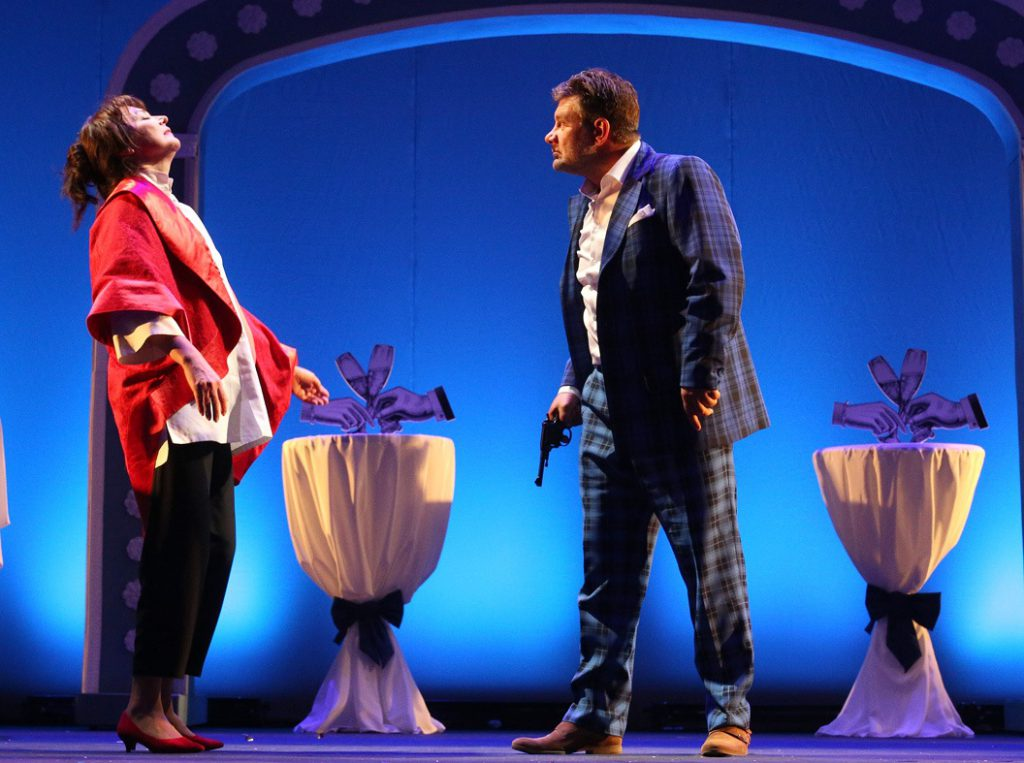 221-ый театральный сезон открывается в Нижегородском театре Драмы
