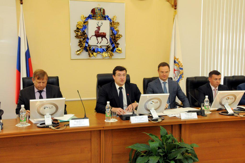 Правительство Нижегородской области прорабатывает вопрос  о создании регионального оператора для достройки ЖК «Новинки Smart City»