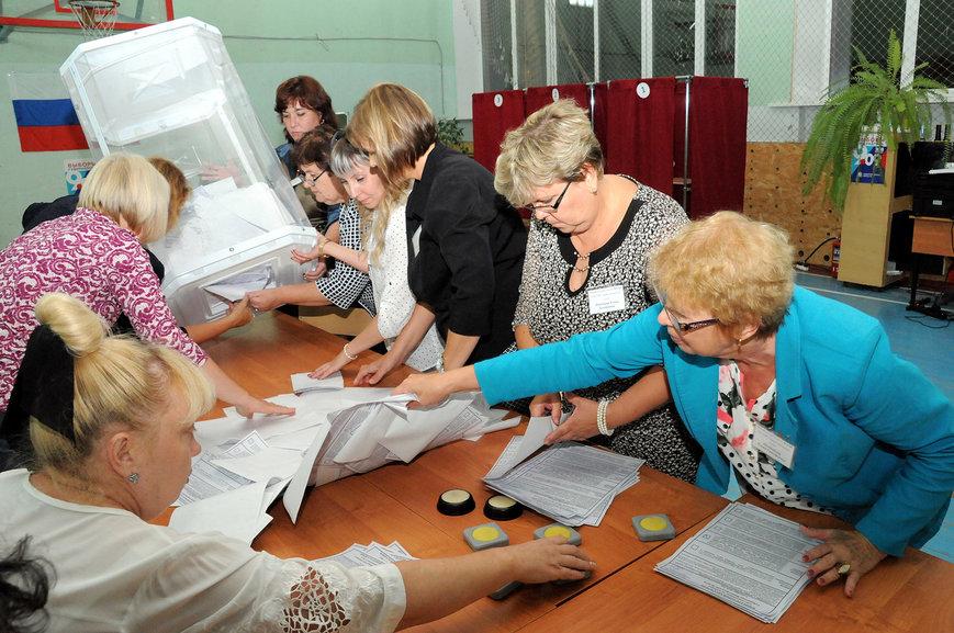 Избирком опубликовал новые данные по итогам выборов