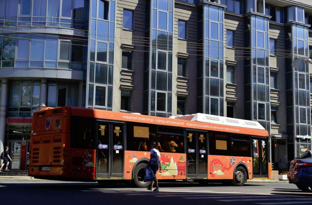 Для Нижнего Новгорода планируют закупить 200 новых автобусов