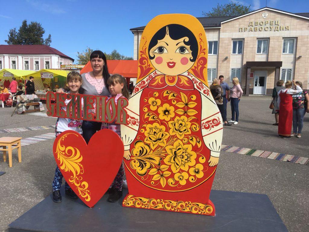 Уникальный фестиваль ЛОЖКА FEST состоялся в Семёнове (фото)