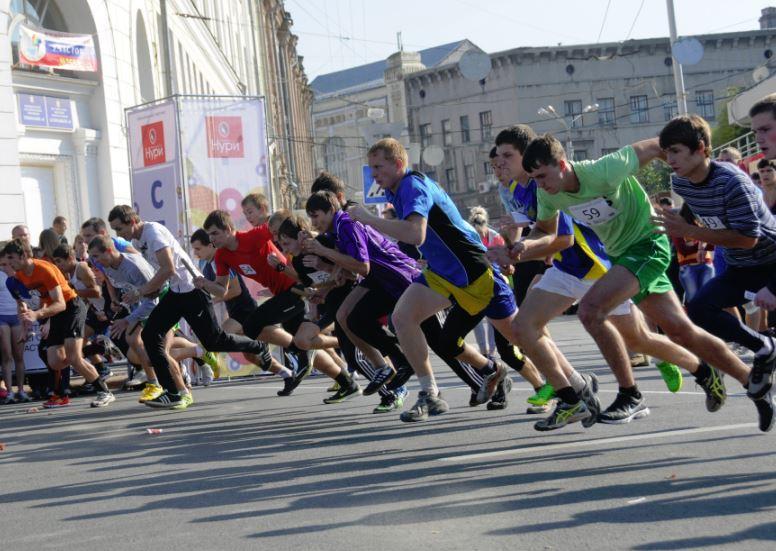 День бега отметят в Нижнем Новгороде: рассказываем, какие соревнования пройдут на площади Минина и Пожарского