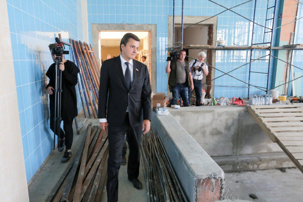 3 новые школы готовятся к открытию в Нижегородской области