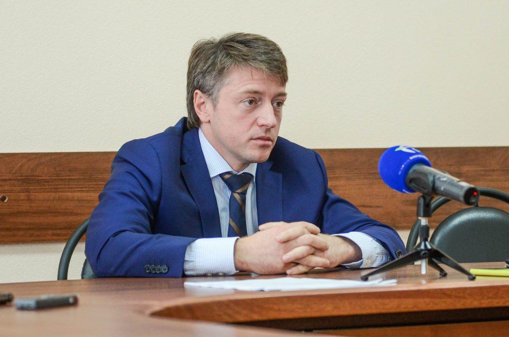 Павла Воронина уволили с поста заместителя главы администрации Дзержинска