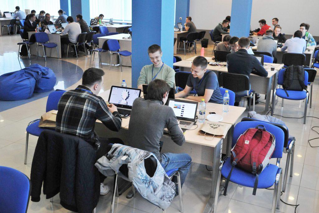 В конкурсе программистов три первых места заняли нижегородские студенты
