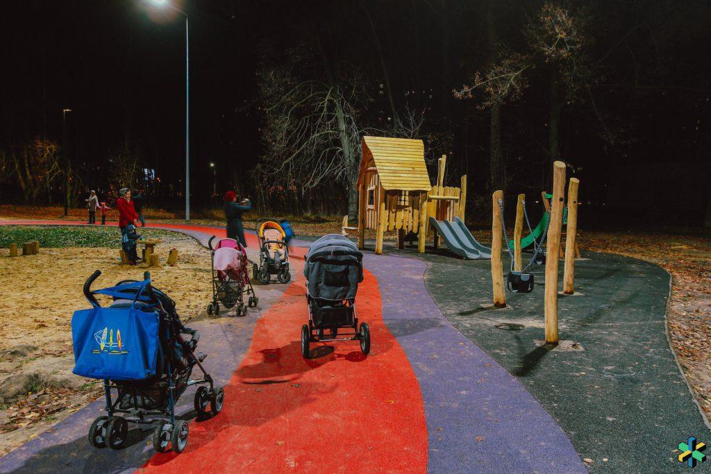 «Парк «Дубки» станет одним из лучших общественных пространств Нижнего Новгорода» – Денис Москвин
