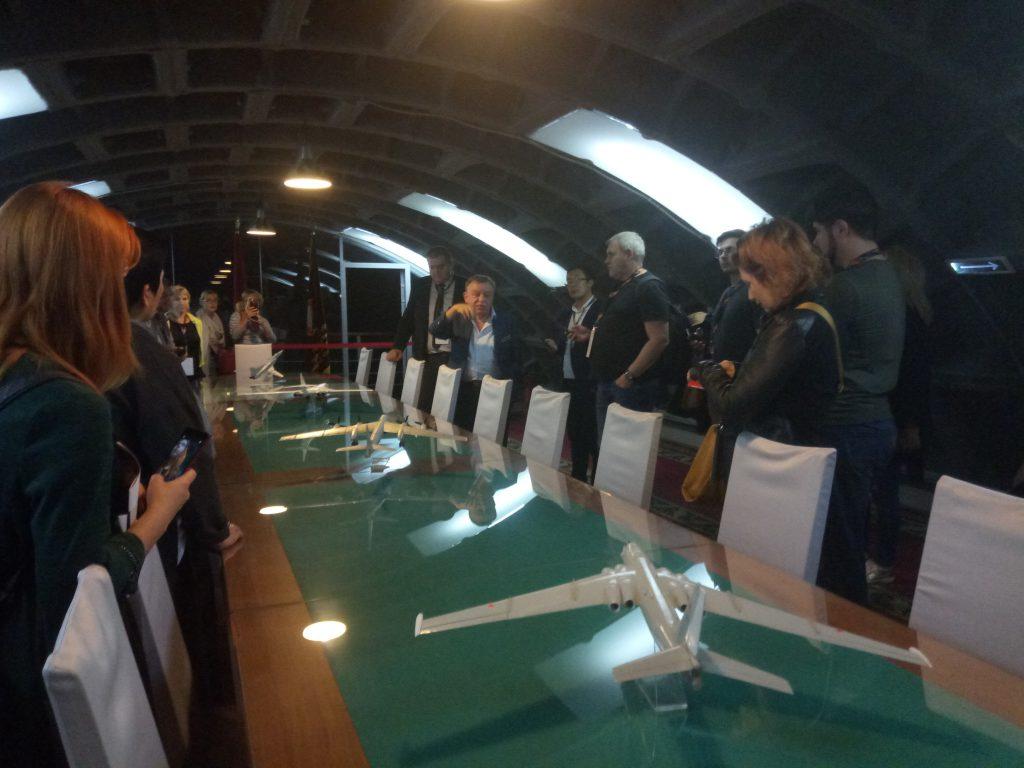 «Бункер-42 на Таганке». Виртуальное путешествие по таинственному музею столицы